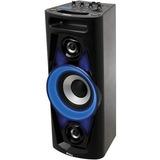 Caixa Acústica Philco Pht3000 100rms Usb/auxiliar E Bateria