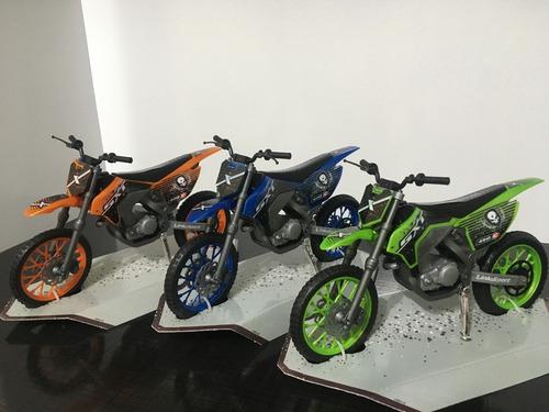 02ca21edd83 Kit 03 Motos Cross Usual Brinquedos Compre 2 Kits E Ganhe Fr. R  69.99