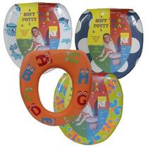 Assento Vaso Sanitário Infantil Acolchoado Redutor C/ Espuma