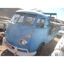 Vw Bus Kombi 74 Pick-up Para Restauro