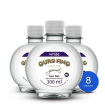 Agua Ouro Fino Cristal 300ml - Pacote Com 8 Unidades
