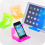 Suporte De Mesa Apoio Tablet Smartphone Celular De Cartao