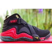 Tênis Nike Lunar Raid - Basquete - Retrô - Fashion