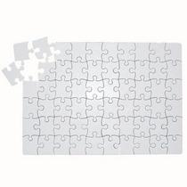 10 Quebra Cabeça Sublimação 60 Peças 19x27 A4