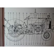 Catalogo De Peças Trator Massey Ferguson 290
