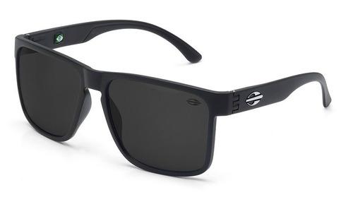 Oculos Mormaii Monterey M0029a1401 Preto Fosco Lente Cinza cbd2ba6593