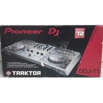 Controladora Ddj-t1 Pionner Semi Nova