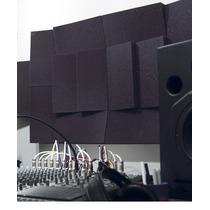 Difusor E Absorvedor Acustico Para Studio 50x50x7cm