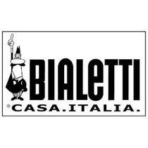 Kit Cafeteira 4 Xic + Cremeira Peq Bialetti +french Press Pq