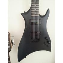 Guitarra Handmade -- Troco Por Pedais/pedaleira!