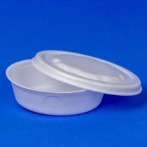 Embalagens P/alimentos (marmitex) N8 De Isopor 750 Ml