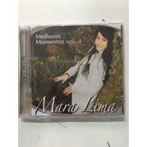 Cd Mara Lima As Melhores Volume 4 Cd E Play Back