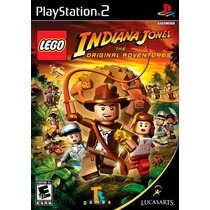 Patch Lego Indiana Jones The Original Adventure Patch Play2