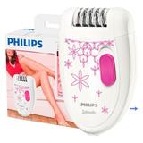 Depilador Feminino Philips Satinelle Remove Pela Raiz Hp6419