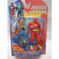Bonecos Liga Da Justiça  The Flash  + Brinde