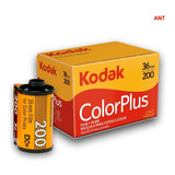 Filme Kodak 35 Mm Color Plus 200 36 Poses