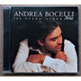 Cd Andrea Bocelli - Aria - The Opera Album  - Cd Importado Original