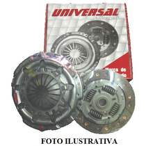 Kit Embreagem Ford Ka 1.0 Endura 97 98 99 00 Completo!!