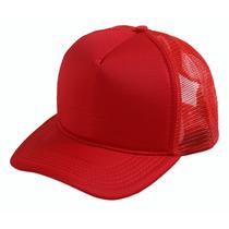 Busca Boné Trucker De Redinha Vermelho Liso Telinha com os melhores ... a9634878ea8