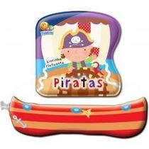 Livrinho Infantil Flutuante - Piratas