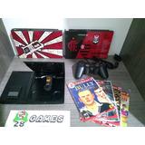 Playstation 2 Ps2 Completo + Garantia