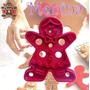 Cortador De Biscoito Gingerbread Girl Em Forma De Menina