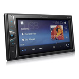 Media Player Mp3 Pioneer Mvh-g218bt Bluetooth Usb Auxiliar