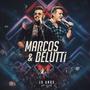 Cd Duplo Marcos & Belutti 10 Anos Ao Vivo - Pronta Entrega Original