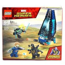Lego - 76101 - Marvel Super Heroes - Ataque À Escolta