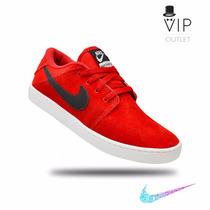 Tênis Masculino Nike Suketo Leather Casual - Frete Gratis