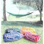 Rede De Descanso Dormir Relaxar + Casal + Arejada + 200 Kg