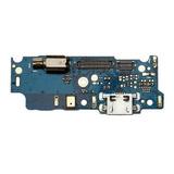 Conector Carga Placa Microfone Moto E4 Xt1763 + Ferramentas