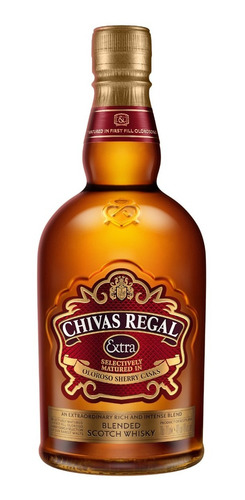Chivas Regal Extra Whisky Escocês - 750ml