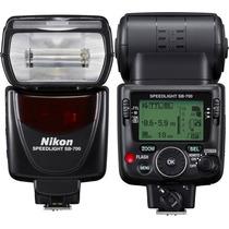 Flash Nikon Sb-700 Sb700 Speedlight Original Frete Gratis