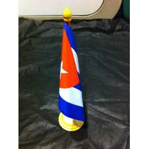 Bandeira De Mesa De Cuba