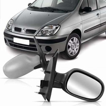 Retrovisor Eletrico Renault Scenic Acima De 2001 Peças