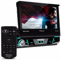 Dvd Top Pioneer Tv D+ Gps+ Câmera Ré+ Bluetooth+ Usb X7780tv