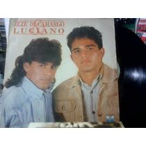 Lp Xexé Di Camargo E Luciano 1991 Frete 10,00