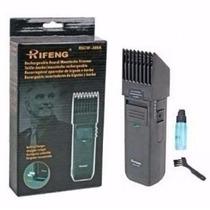 Maquina Aparador Barba Pelo Rifeng Acabamento Tipo Panasonic