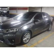 Toyota Corolla Altis 2014/2015 Cinza