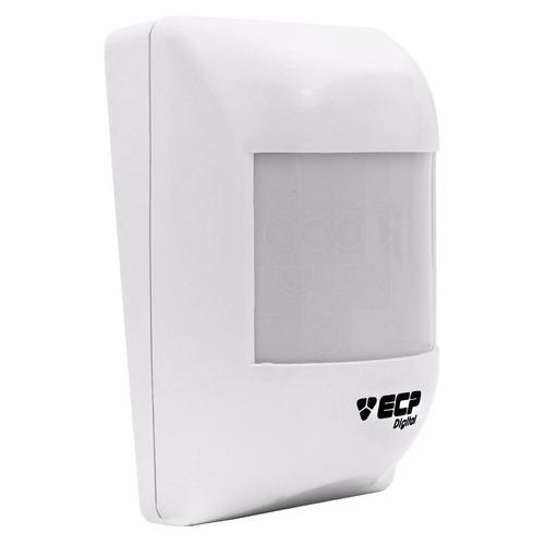 Sensor Presença Infravermelho Movimentos Ecp Ivp 3 Protecao