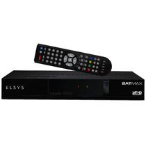 Receptor De Tv Via Satélite Digital Satmax - Elsys