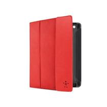 Capa Para Belkin F8n747ttc01 Folio Storage Vermelho/preto