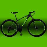 Bicicleta Ksw Xlt 29 Cambios Shimano 21v C/pedivela Aluminio