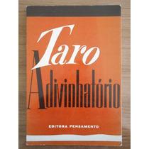 Livro Taro Adivinhatório- Editora Pensamento