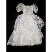 Barbie Estrela Vestido Noiva Moda Festa 1990