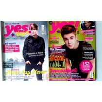 Justin Bieber Revista+2 Posters Excelente Estado