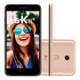 Smartphone Lg K11 Alpha Dual 16gb 5.3'' 4g 7.1 8mp   Dourado