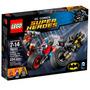 Lego Super Heroes - Dc Comics - Batman Perseguição Em Goth