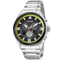 Relógio Citizen Esquadrilha Da Fumaça Jr3184-56e Tz30697y